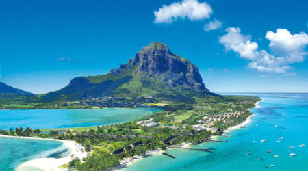 Five reasons why you'll fall in love with Mauritius