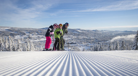 5 reasons to ski in Scandinavia
