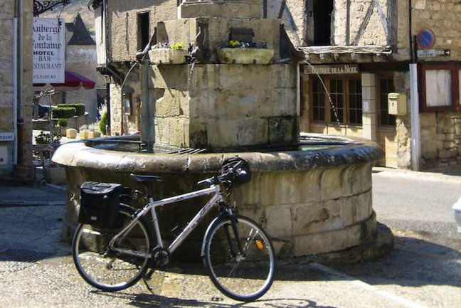 The Dordogne Valley Cycle