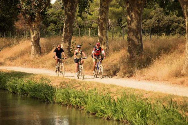 Canal du Midi Cycle