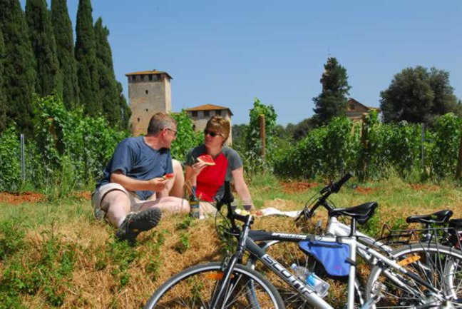 A Flavour of Tuscany Cycle
