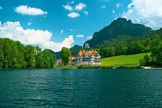 Bavarian Castles & Villages