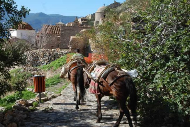 Grand Tour of the Peloponnese