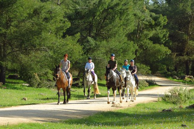 Luxury Riding Holiday Spain