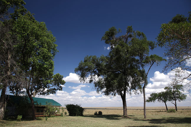 Governor's Camp is your home in the Masai Mara