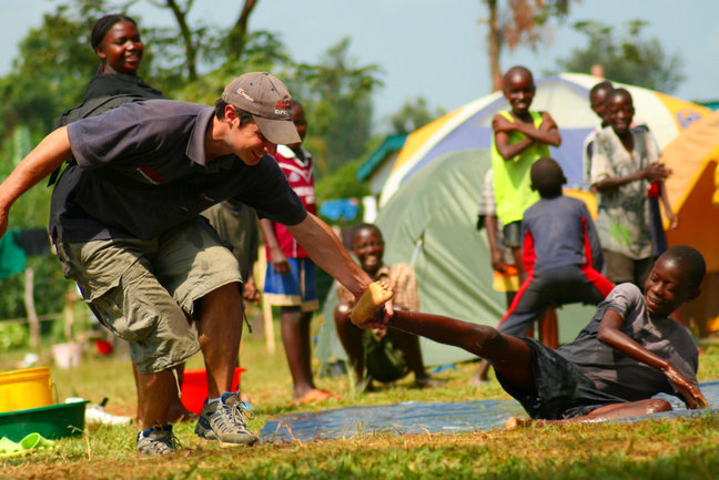 School Expedition in Kenya