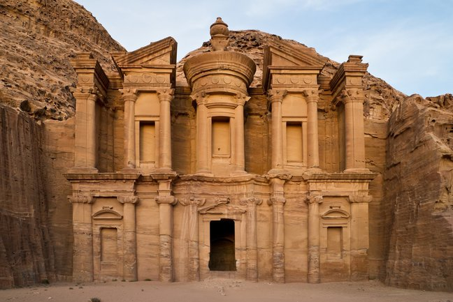Petra & the Treasures of Jordan