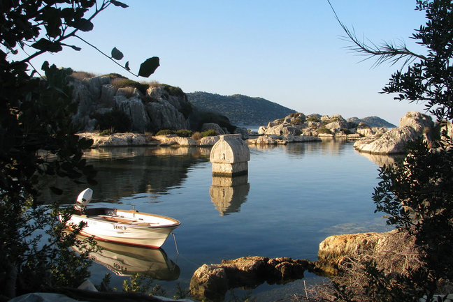 Walking & Cruising Western Lycia