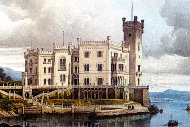 Holidays to friuli venezia giulia italy aito for Arredamento friuli venezia giulia