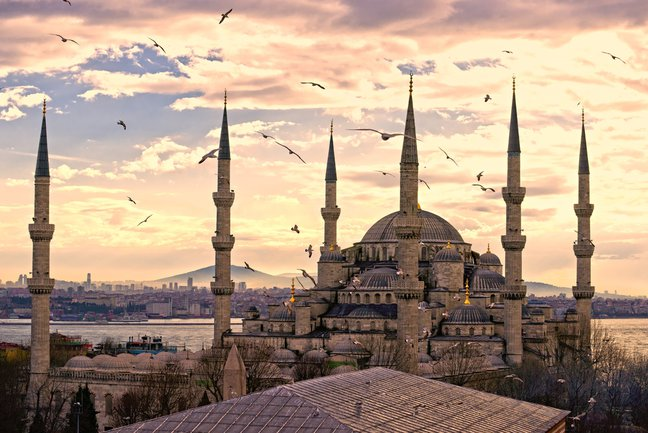 Istanbul Through History