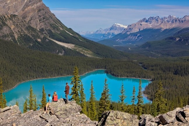 Canadian Rockies &National Parks