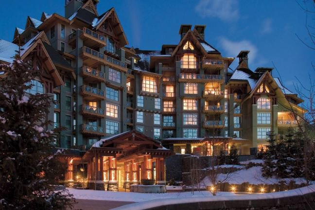 Luxury Skiing in Whistler