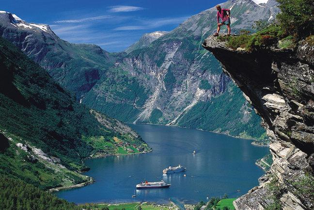 Summer Scandinavia Discover The World Aito