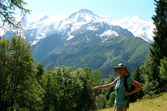 On Foot Holidays - Chamonix