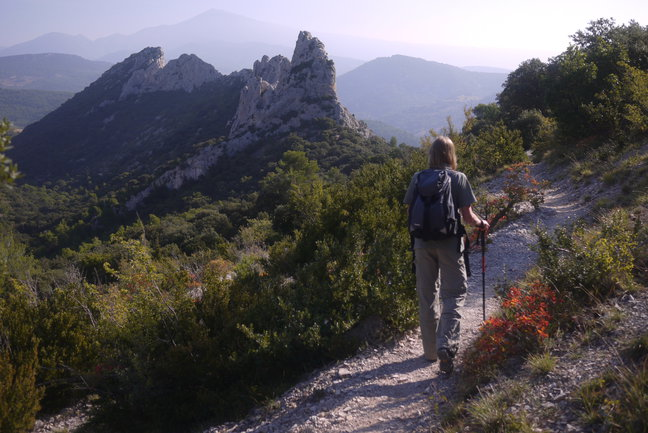 On Foot - Northern Provence