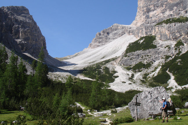 On Foot Holidays - Dolomites