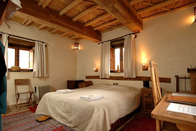 Kasbah accommodation
