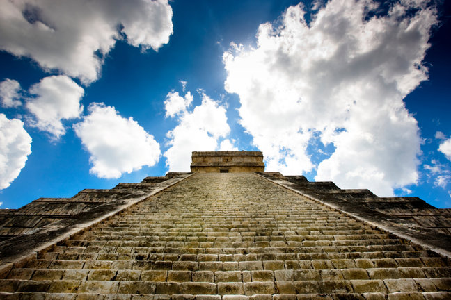 Aztecs, Mayas and Conquistadores