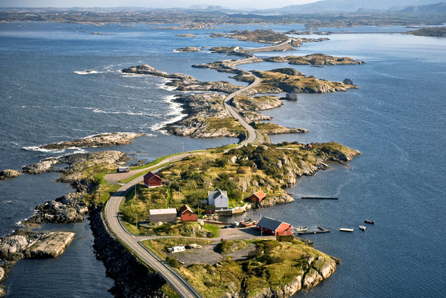 Norway's Greatest Driving Routes