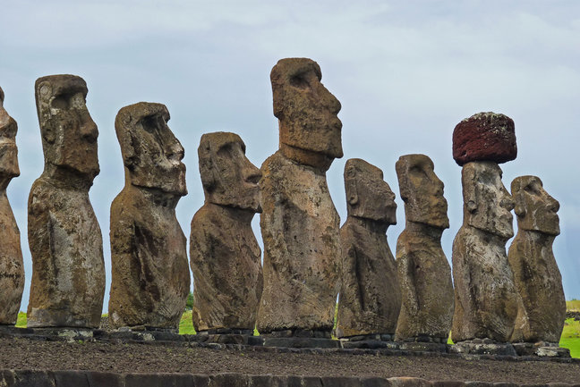 Easter Island & Patagonia