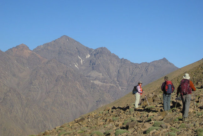 Mount Toubkal Ascent, 13,671ft