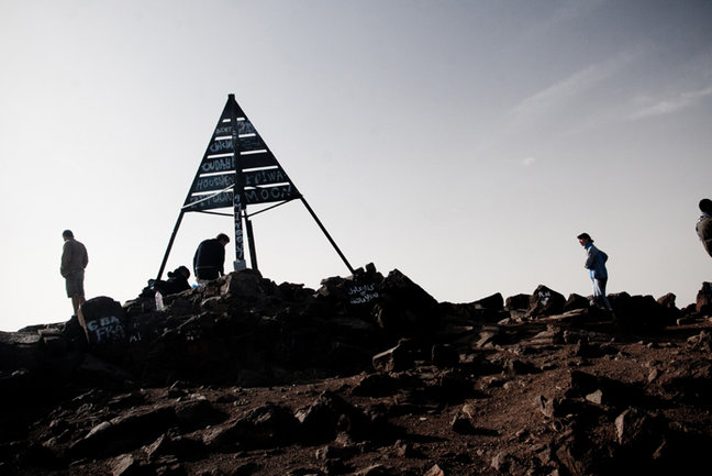 Berber Trek to Mount Toubkal
