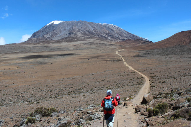 Summits of Kilimanjaro & Meru