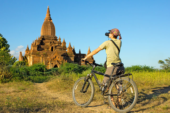 Cultural Cycling Tour of Burma