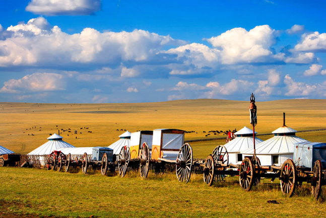 Mongolian Wilderness Trek
