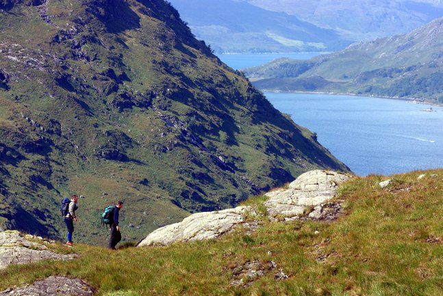 Walking - The West Highland Way