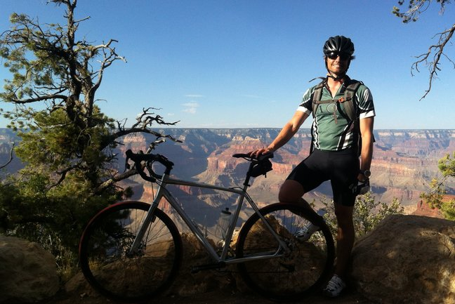 Grand Canyon to Las Vegas Cycle