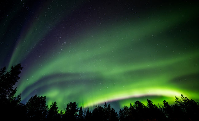 Muotka - Northern Lights Search