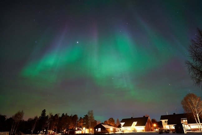 Sweden-Ultimate Aurora Adventure