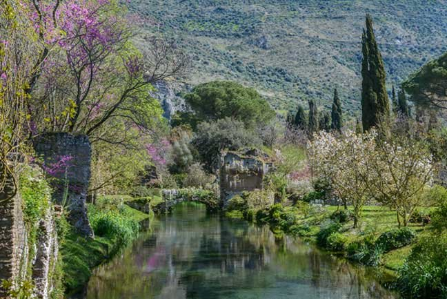 The Villas & Gardens of Lazio