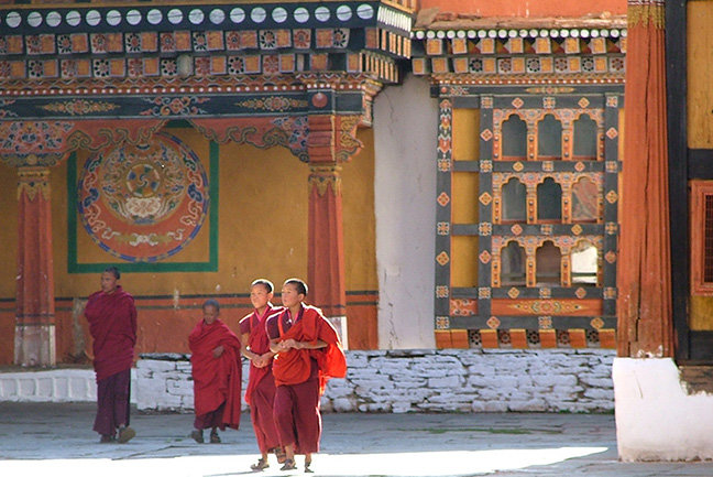 Bhutan, a Cultural Walking Tour