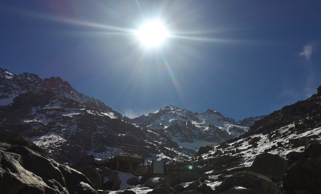 Climb Mount Toubkal (Winter)