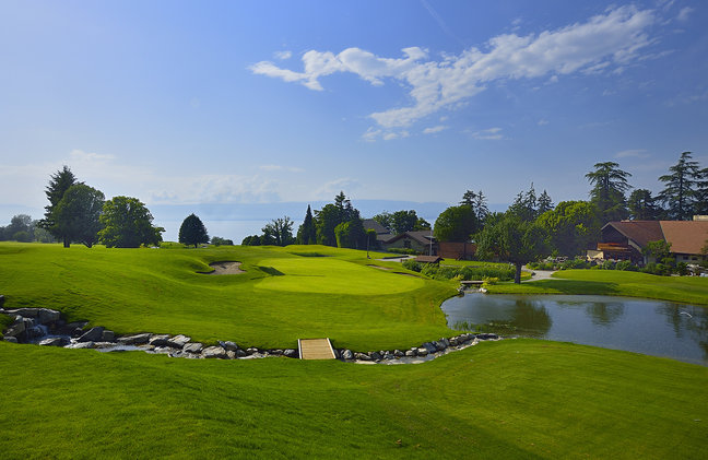 Evian Resort Pairs Golf