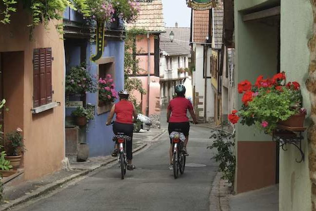 Alsace Discovery cycle