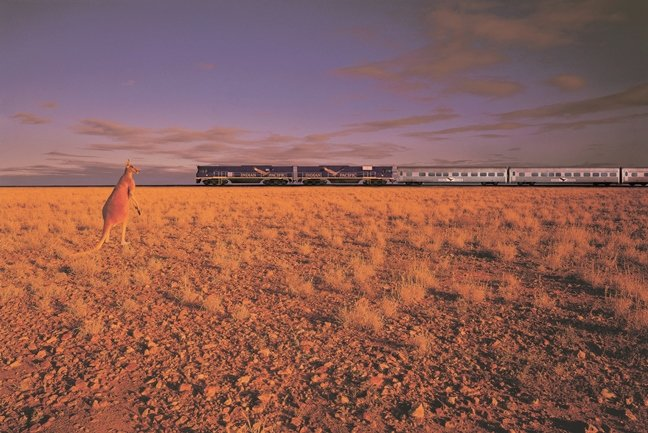 An Indian Pacific Odyssey