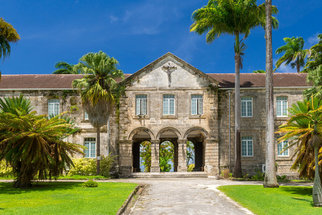 Country Houses of Barbados