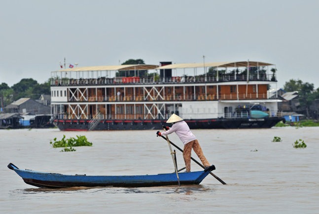 Mekong River Cruise in Style
