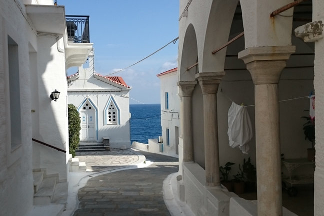 On Foot Holidays - Andros