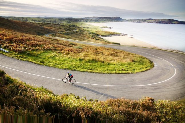 Road Cycling - The 5 Countries