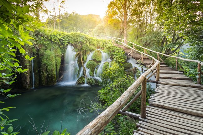 Plitvice National Park. Photography by Gulliver's Travel