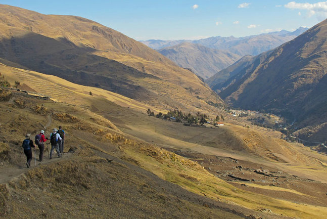 Lares Trek & Royal Inca Trail