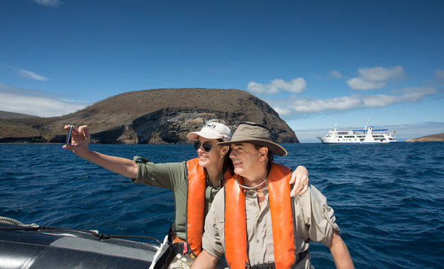 Galapagos Cruise holiday