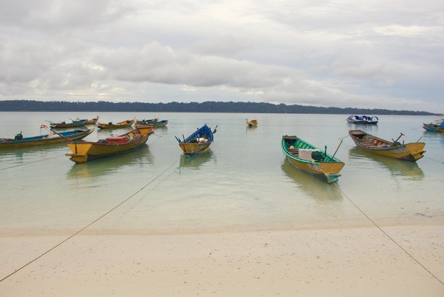 Experience the Andaman Islands