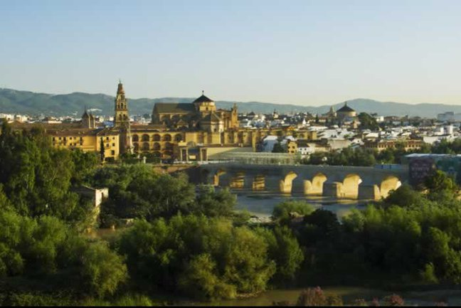 Beautiful city of Córdoba