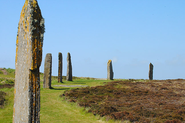 Walks and History in Orkney