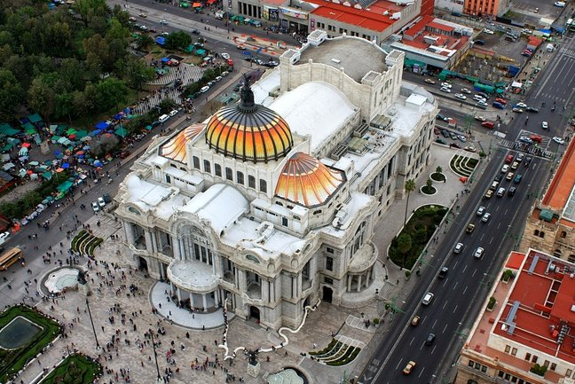 Mexico City & Pacific Beaches
